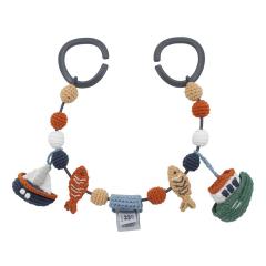 Crochet Pram Chain / Seven Seas