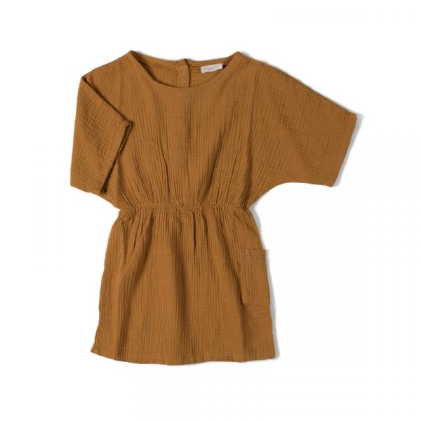 Flow Dress / Caramel