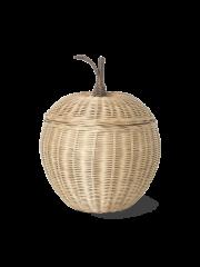 Apple Braided Storage / Large / Natural