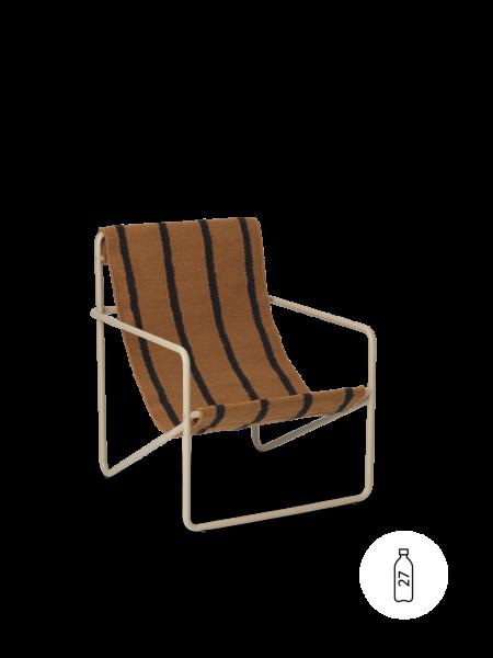 Desert Kids Chair / Cashmere + Stripe
