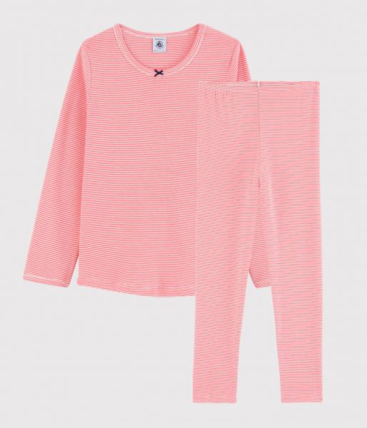 Pyjama / Roze Streepjes