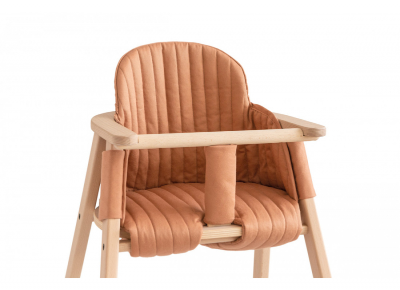 Growing Green High Chair Cushion / Sienna Brown