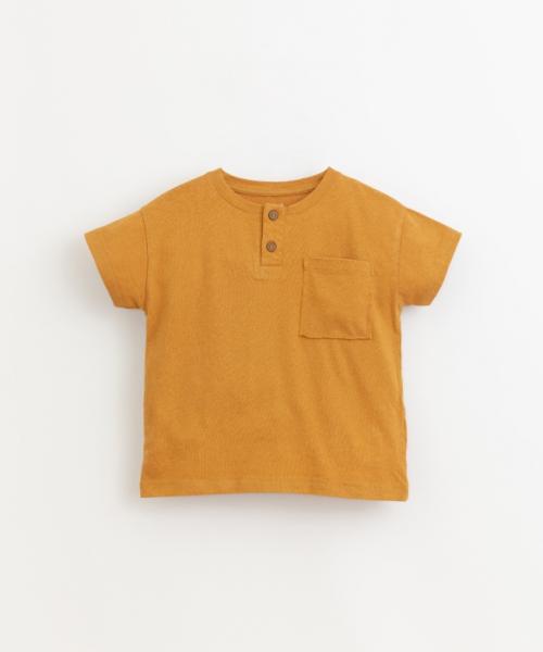 Jersey T-Shirt / Hazel