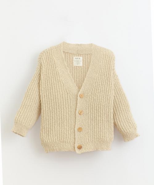 Knitted Jacket / Dandelion