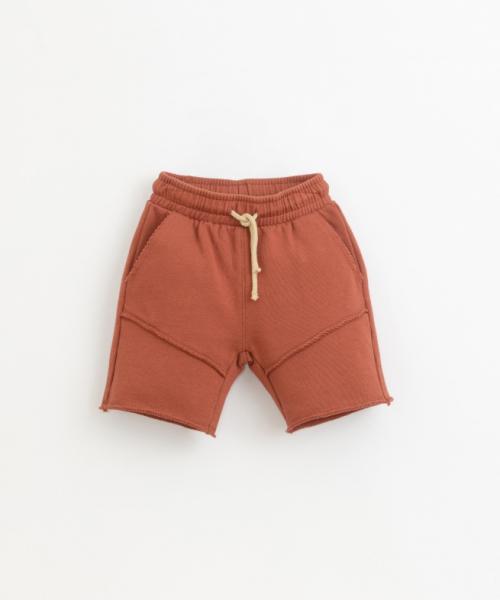 Fleece Shorts / Farm