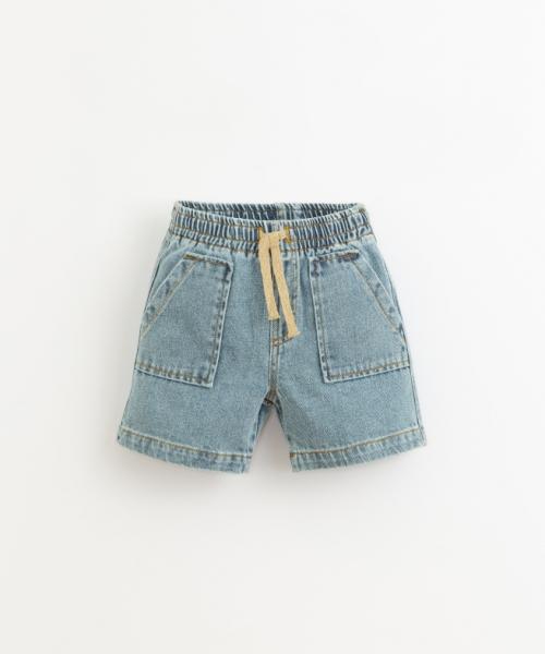 Denim Shorts / Denim