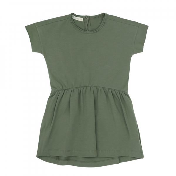 Oversized Jersey Dress / Sage