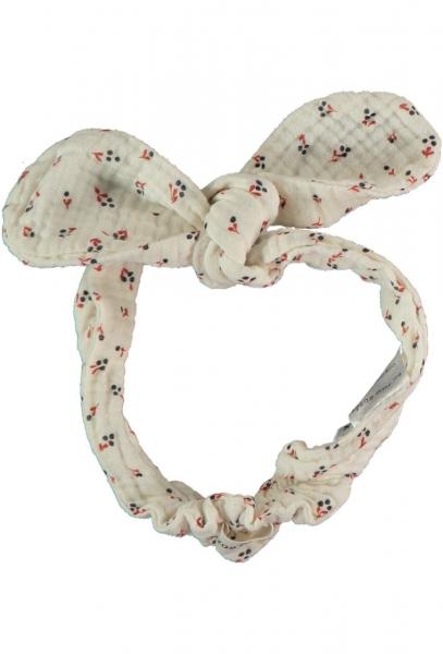 Organic Cotton Liberty Headband / Ivory