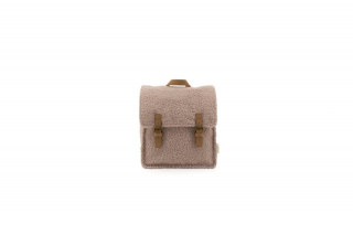 Teddy Backpack / Soft Pink