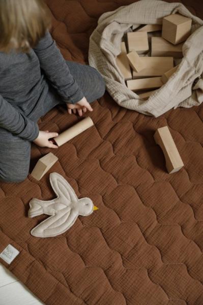 Playmat Hills / Brown Teddy