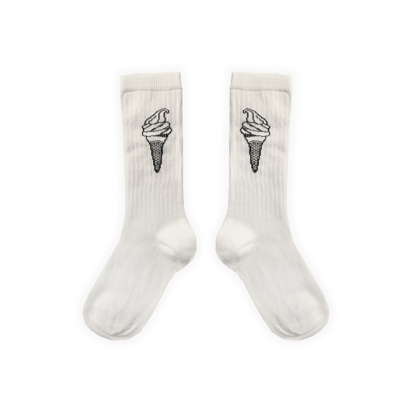Sport Sock Ice Cream Off-White / Summer White
