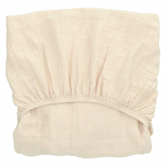 Fitted Sheet Franklin / Blossom (75x 95 cm)