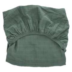 Fitted Sheet Franklin / Bay (40 x 80 cm)