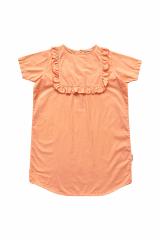 Peach Pigeon Dress