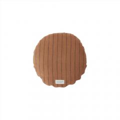Kyoto Cushion Round / Caramel