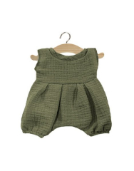 Barboteuse Noa / Vert Olive