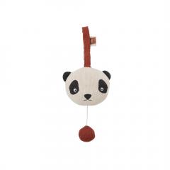 Panda Music Mobile / Offwhite - Black