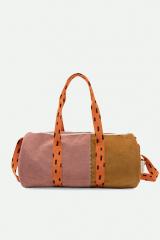 Duffle Bag Sprinkles Corduroy / Dusty Pink + Dijon + Carrot Orange