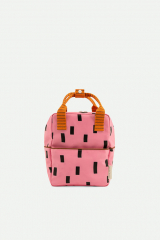 Backpack Small Sprinkles Special Ed. / Bubbly Pink + Carrot Orange + Syrup Brown