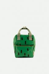 Backpack Small Sprinkles Special Ed. / Steel Blue + Apple Green + Brassy Green