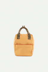 Backpack Small freckles / Retro Yellow + Seventies Green + Faded Orange