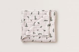 Swaddle Blanket / Rosemary
