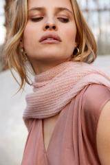 Scarf Jille / Pink Blush