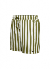 Men Short / Stripe Pesto