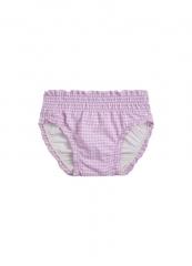 Baby Bikini Bottom / Lilac Check