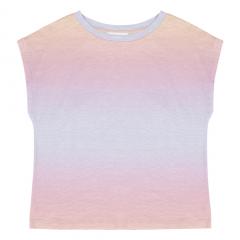 Organic Cotton Tank Top  / Pink Gradient