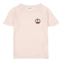 Linen T-shirt / Dusty Pink
