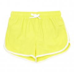 Surf Shack Swim Shorts / Yellow