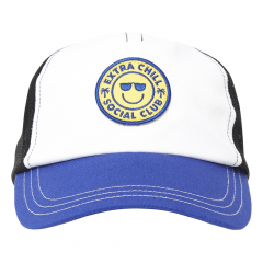 Extra Chill Baseball Cap / Blue