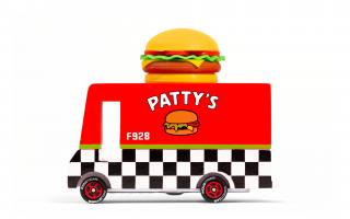 Candycar / Pattys Hamburger Van