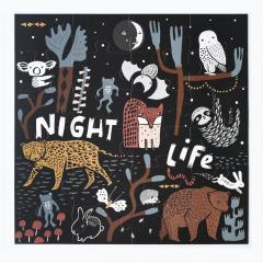 Floor Puzzle / Night Life