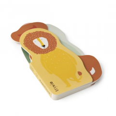 Shaped book / Animals