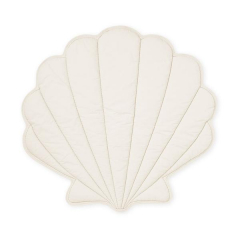 Sea Shell Play Mat - Off-White