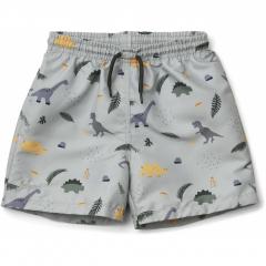 Duke Board Shorts / Dino Dove Blue Mix