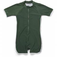 Triton Swim Jumpsuit / Garden green