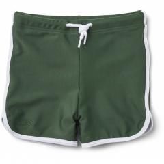 Dagger Swim Pants / Garden Green