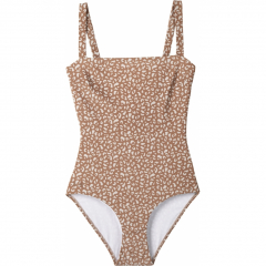 Patricia Mommy Swimsuit / Mini Leo Tuscany Rose