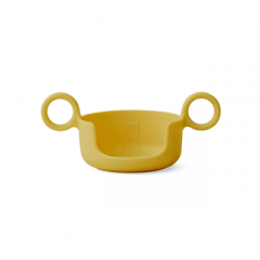 Handle for melamine cup / Mustard