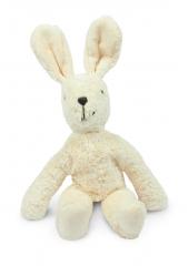 Floppy Animal Small / Rabbit White