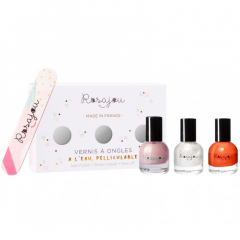 Nail Polishes Set / Ballerine / Perle / Folie