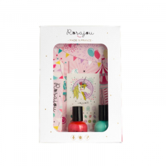 Pretty Nails Kit / Lagon X Corail
