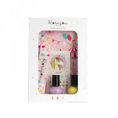 Pretty Nails Kit / Caprice X Lavande