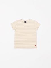 T-Shirt Jersey / Yellow Stripes