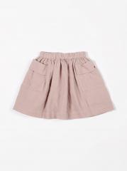 Skirt Pockets Tetra / Pink Sand