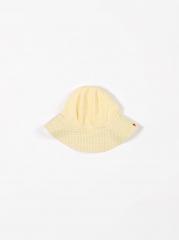 Sunhat Small Vichy / Yellow