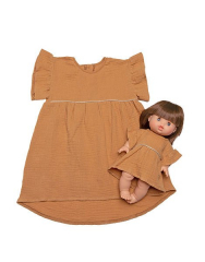 Dress Daisy Duo Collection / Camel